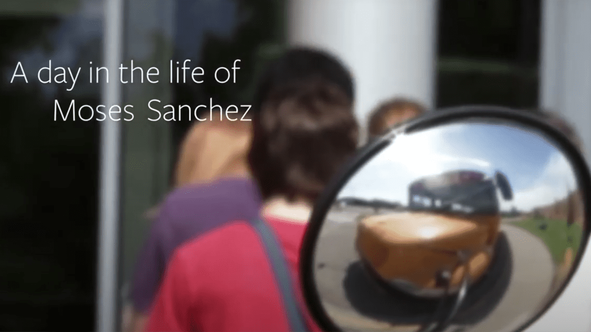 join us_A day in the life of Moses Sanchez