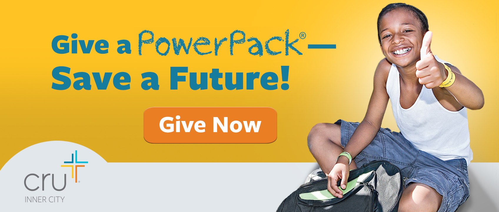 Give a PowerPack. Save a Future.