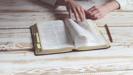 How to Take On the Old Testament & Not Die Trying